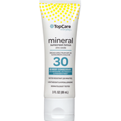 TopCare Sunscreen Lotion, Mineral, Broad Spectrum SPF 30