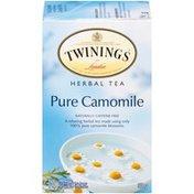 Twinings Herbal Tea Pure Camomile