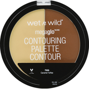 wet n wild Contouring Palette, Caramel Toffee 750A