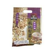Quaker Walnut Chestnut Cereal