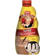 Nestle Abuelita Chocolate Cinnamon Syrup