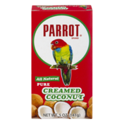 Parrot Pure Creamed Coconut