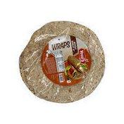 "Yossi 6"" Quality Whole Wheat Wrap"