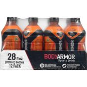 BODYARMOR Sports Drink, Orange Mango, 12 Pack
