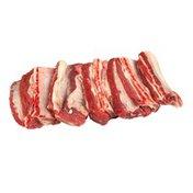 Vacuum Packed Beef Back Rib