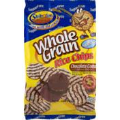 Shibolim Whole Grain Rice Chips Chocolate Coated Sugar Free