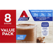 Atkins Chocolate Chip Cookie Dough Protein-Rich Meal Bars