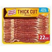 Oscar Mayer Naturally Hardwood Smoked Thick Cut Bacon Mega Pack