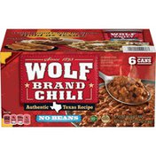 Wolf Brand Chili Without Beans