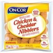 On-Cor Chicken & Cheddar Nibblers Chicken Patties