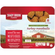 Shady Brook Farms Italian Style Turkey Meatballs