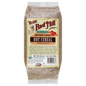 Bob's Red Mill Hot Cereal, Whole Grain, Cracked Wheat, Organic