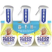Mr. Clean Deep Cleaning Mist Multi-Surface Spray, Febreze Lemon Zest