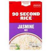 Market Pantry Jasmine Rice, 90 Second