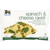 Food Lion Ravioli, Spinach & Cheese
