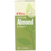 Tops Imitation Almond Extract