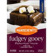 Manischewitz Brownie Mix, Fudgey Gooey