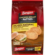 Banquet Chicken Breast Patties