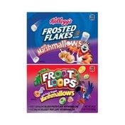 Kellogg's Breakfast Cereal Variety Pack