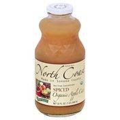 North Coast Cider, Organic, Spiced Apple