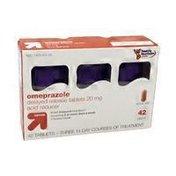 Up&Up 24 Hr Omeprazole 20 Mg Acid Reducer Delayed Release Tablets
