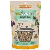 Sunseed Jungle Rice Cookable Bird Treat