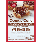 Betty Crocker Chocolate Chip Fudge Cookie Cups