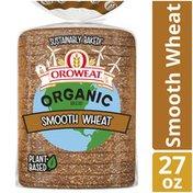 Oroweat Organic Smooth Wheat Bread