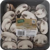 Signature Farms Sliced Mushrooms, Crimini