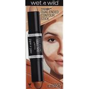 wet n wild Contour Stick, Dual-Ended, Medium/Tan 752A