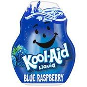 Kool-Aid Liquid Blue Raspberry Artificially Flavored Soft Drink Mix