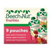 Beech-Nut Fruities Pouch Variety Pack