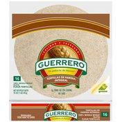 Guerrero 100% Whole Wheat Fajita Flour Tortillas