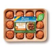 Farmland Meatballs, Plant-Based, Italian Style