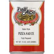 Dell'Alpe Dell' Alpe Pizza Sauce Italian Style