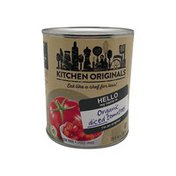 Kitchen Originals Canned Diced Tomatoes