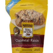 Toll House Cookie Dough, Oatmeal Raisin