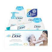 Dove Baby Gift Set Complete Care Bath Time Essentials
