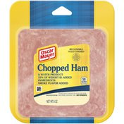 Oscar Mayer Chopped Ham & Water Product Sliced Lunch Meat