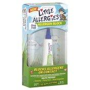 Little Allergies Allergen Block, Non-Drowsy, Gel