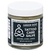 Green Goo Tattoo Care Salve
