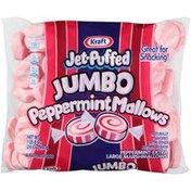 Jet-puffed Jumbo PeppermintMallows Marshmallows