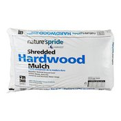 Nature's Pride Shredded Hardwood Mulch - 2 Cubic Ft