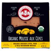 Three Little Pigs Organic Mousse aux C�pes