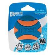 Chuckit! Ultra Squeaker Ball Dog Toy Medium Orange And Blue