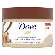 Dove Scrub Brown Sugar & Coconut Butter