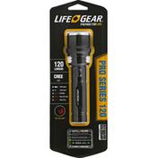Life + Gear Flashlight, Pro Series 120