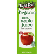 Tree Top Organic 100% Apple Juice