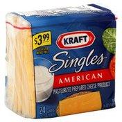 Kraft Cheese Product, Pastuerized Prepared, American