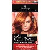 Schwarzkopf Exclusive Reds 8.4 Light Copper Red Hair Color